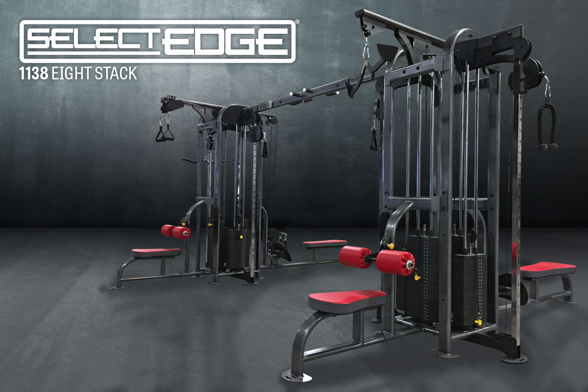 1138 SelectEDGE Eight Stack