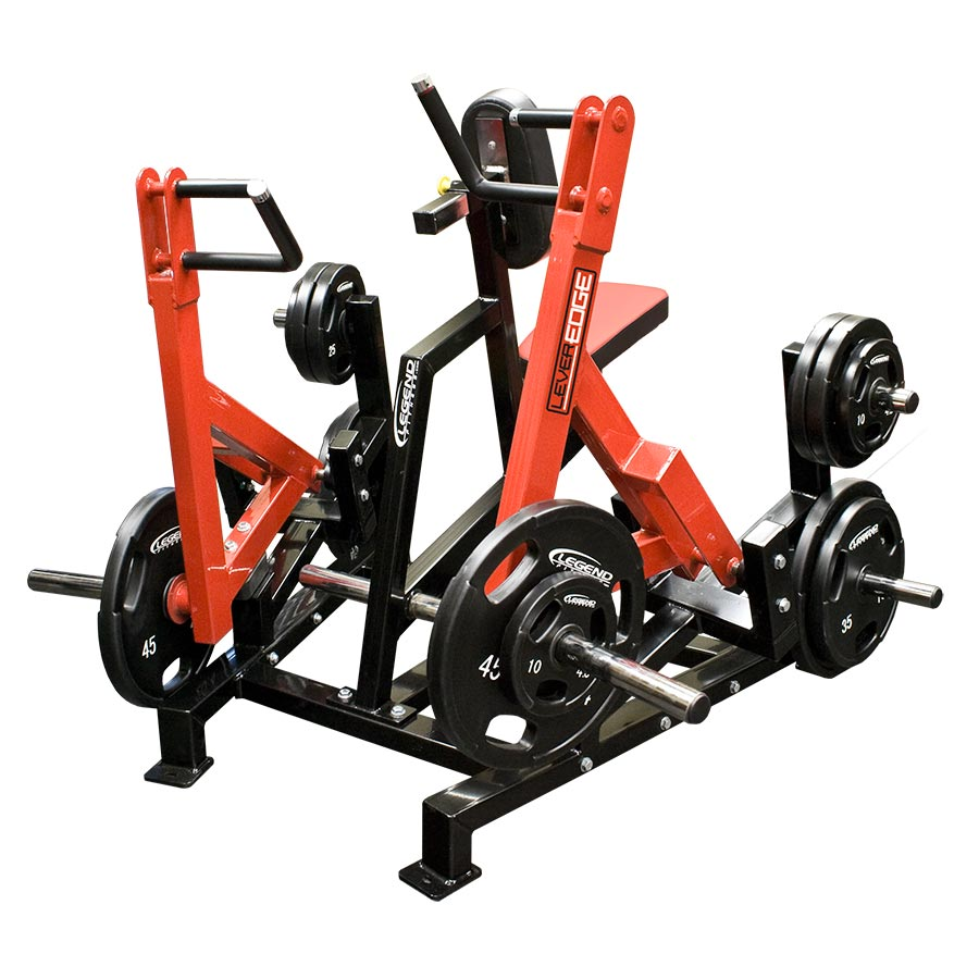LeverEDGE Unilateral Diverging Seated Vertical Row