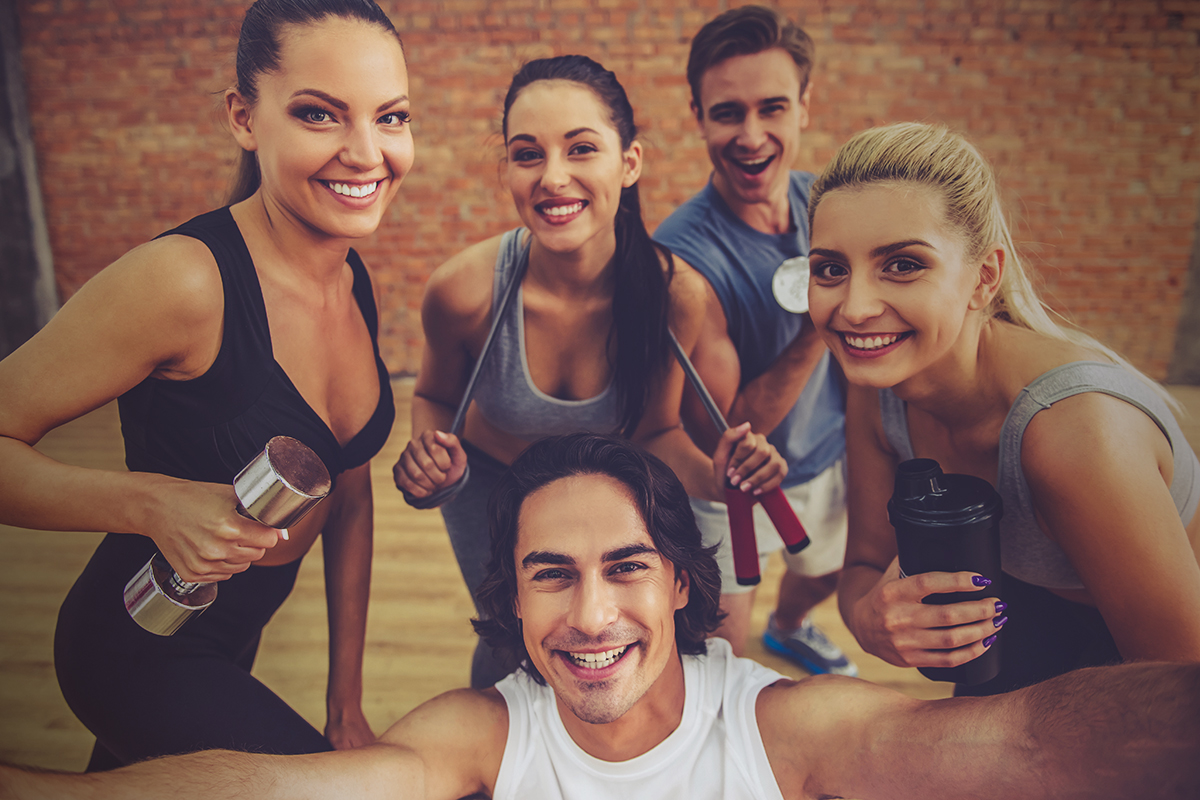 Creating a Strong Gym Community