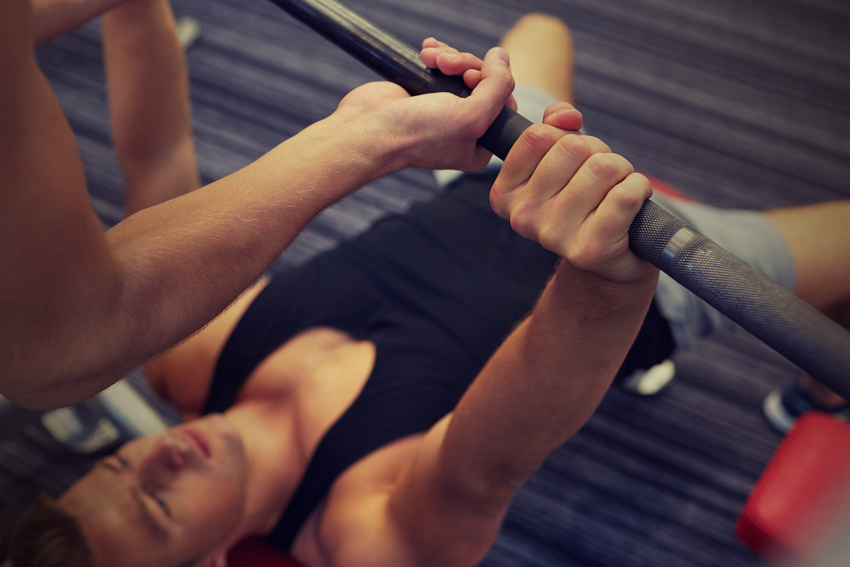 Optimize Your Bench Press