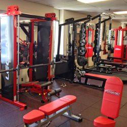 Legend Fitness Showroom