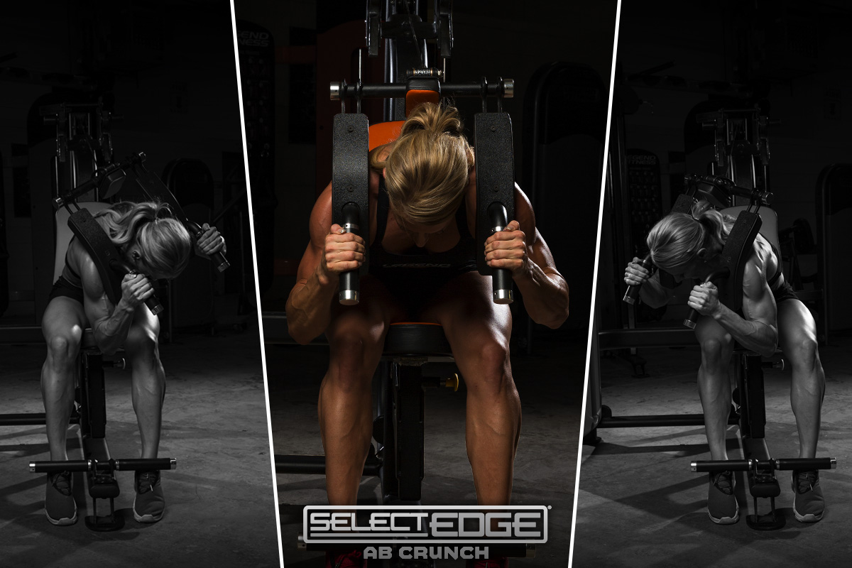 The SelectEDGE Ab Crunch