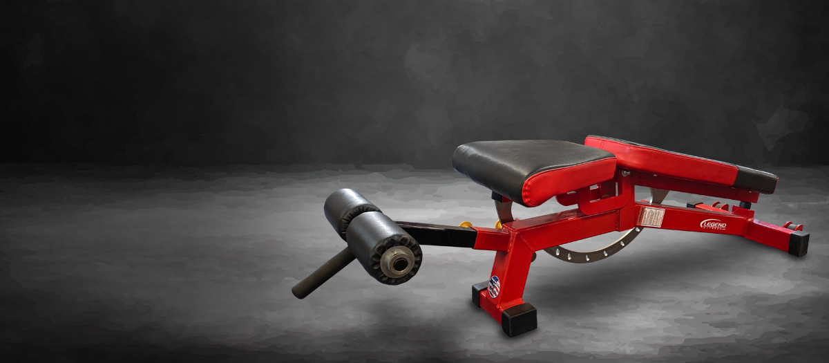The Four-Way Utility Bench is a Versatile Workhorse