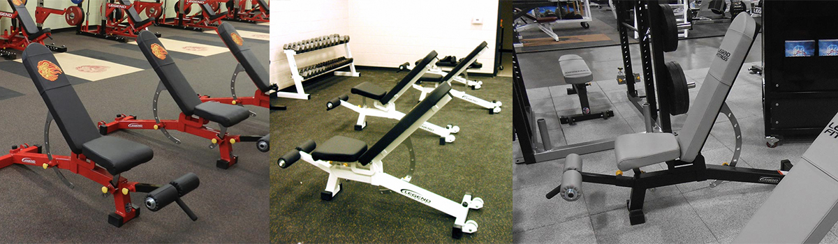 The Four-Way Utility Bench: A Versatile Workhorse