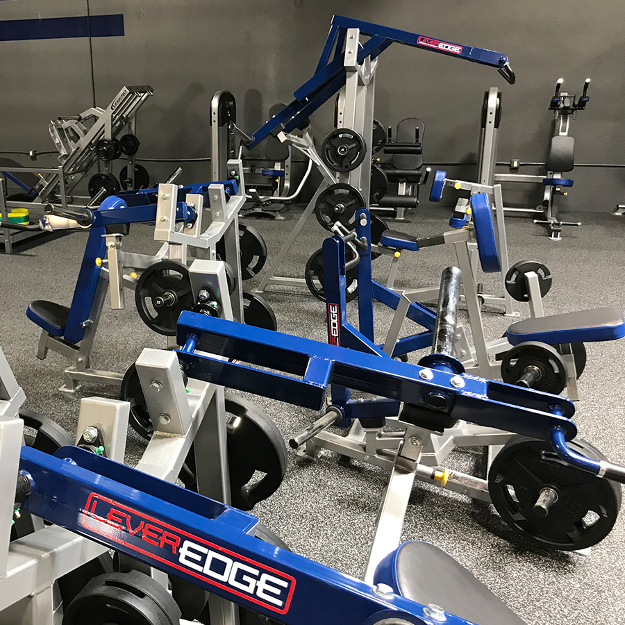 Plate-Loaded Equipment by Legend Fitness