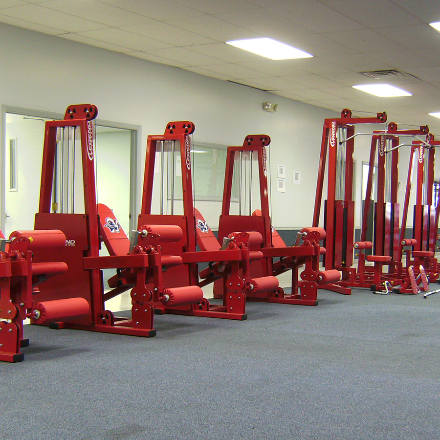 Selectorized Equipment by Legend Fitness