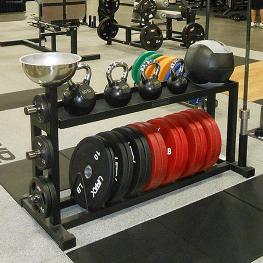 Home Gym Essentials: Storage