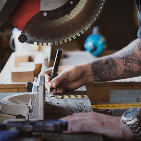 Woodshop/Carpentry Associate