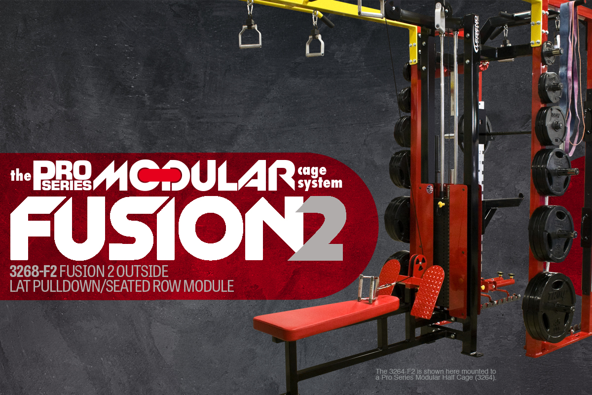 The Modular Cage System: Fusion 2 Module