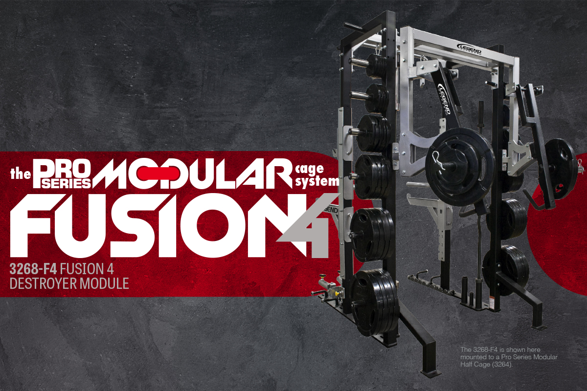 The Modular Cage System: Fusion 4 Module