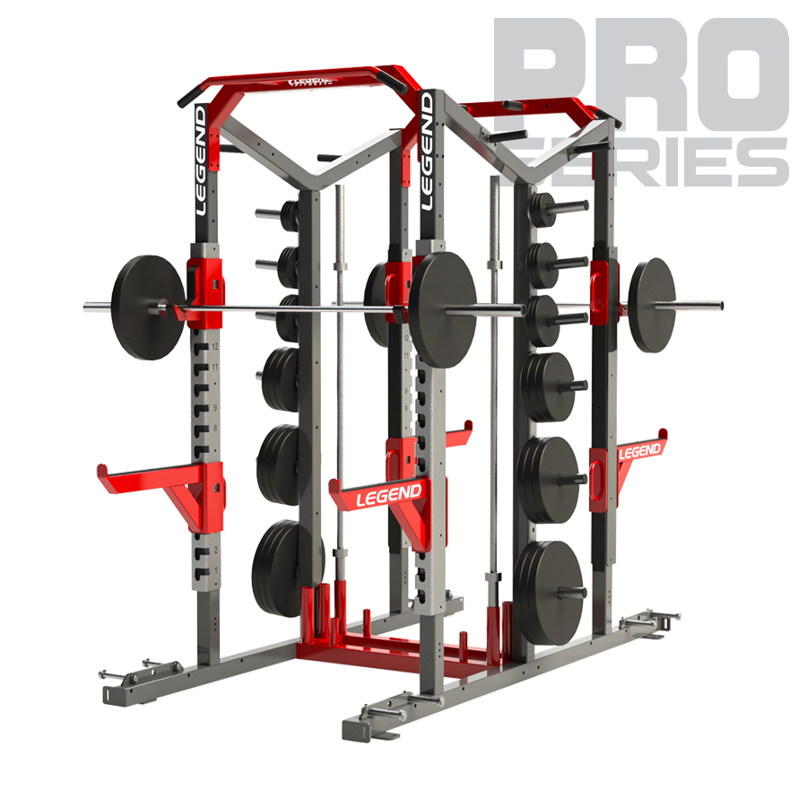 Pro Series Double-Sided Half Cage