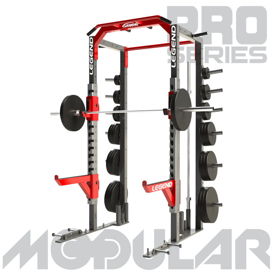 Pro Series Modular Half Cage