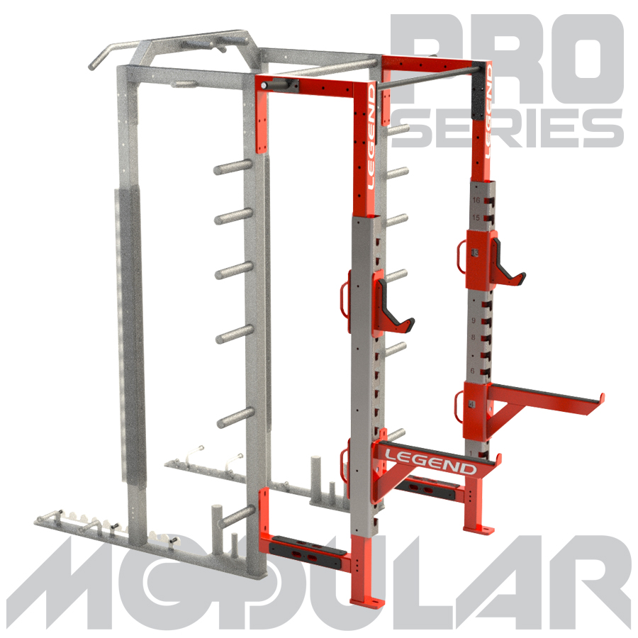 Fusion 5 Half Cage Module with Skinny Bar