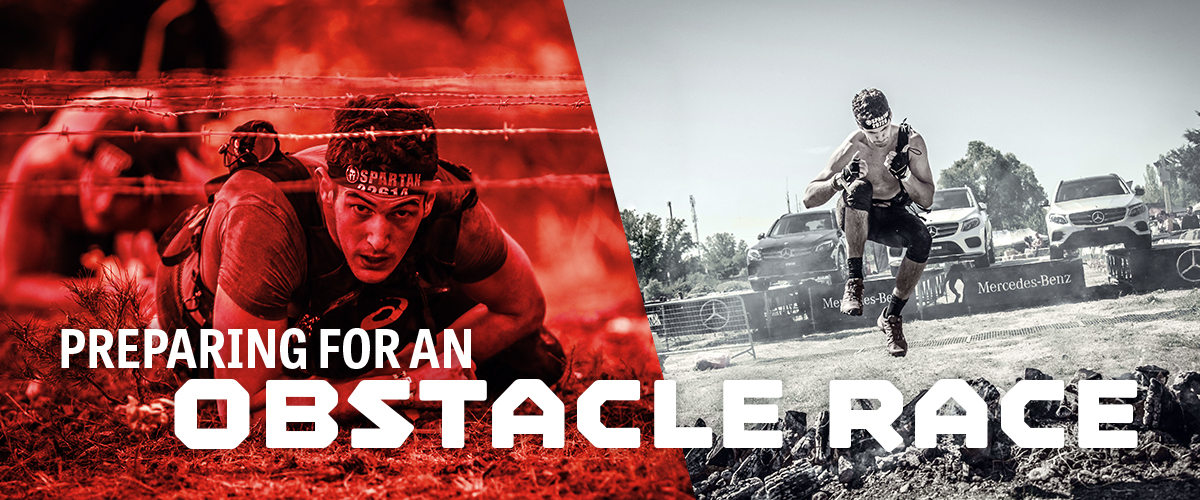 Preparing for an Obstacle Race