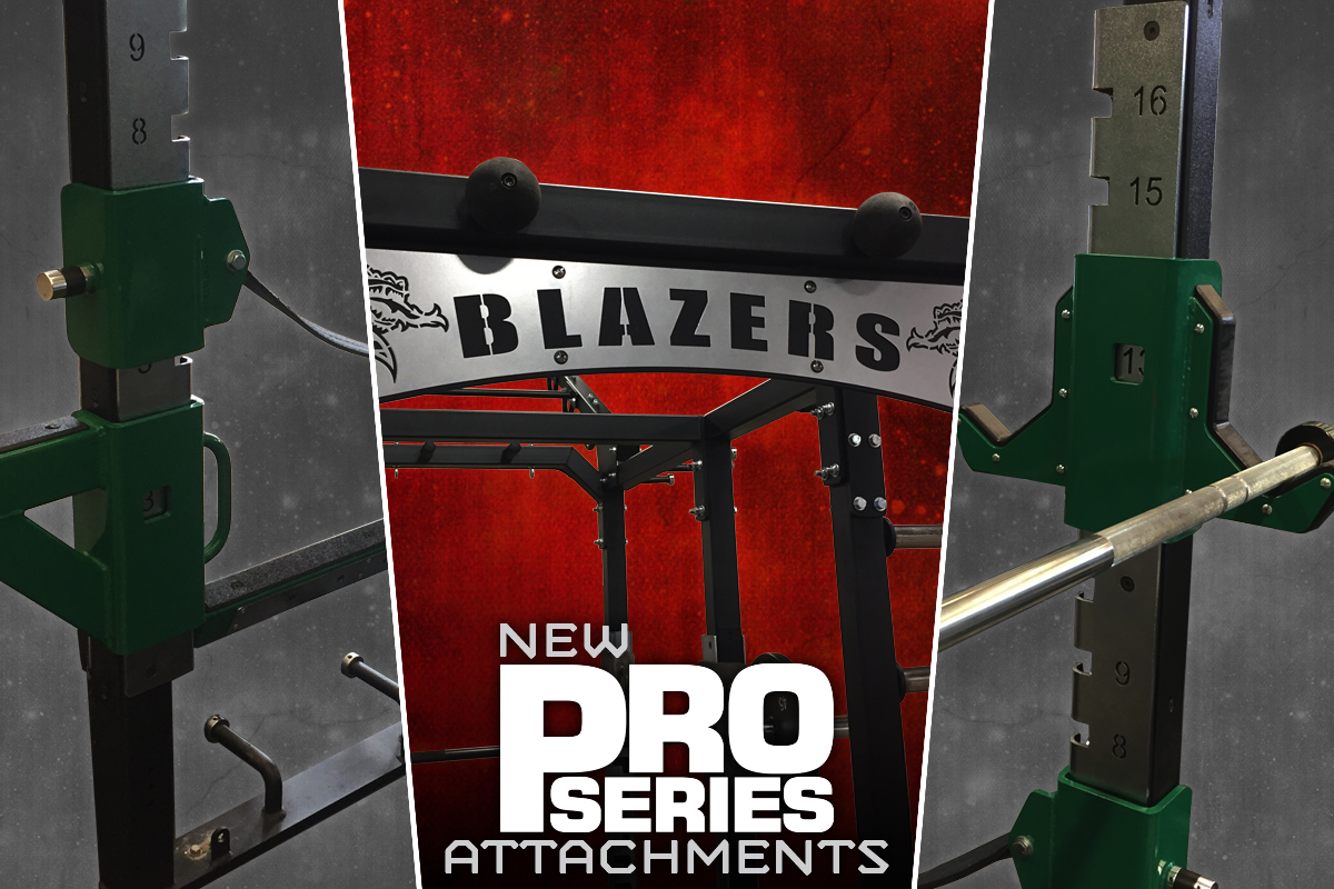 More Pro Series Attachments for Even More Customization Options