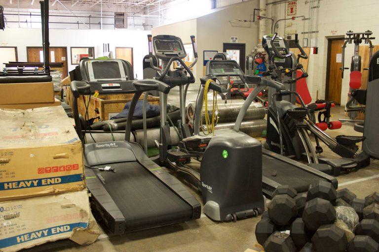 Legend Fitness 2016 Warehouse Sale
